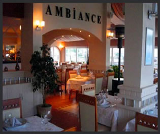 THE AMBIANCE RESTAURANT